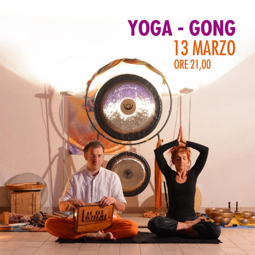 yoga gong marzo FB