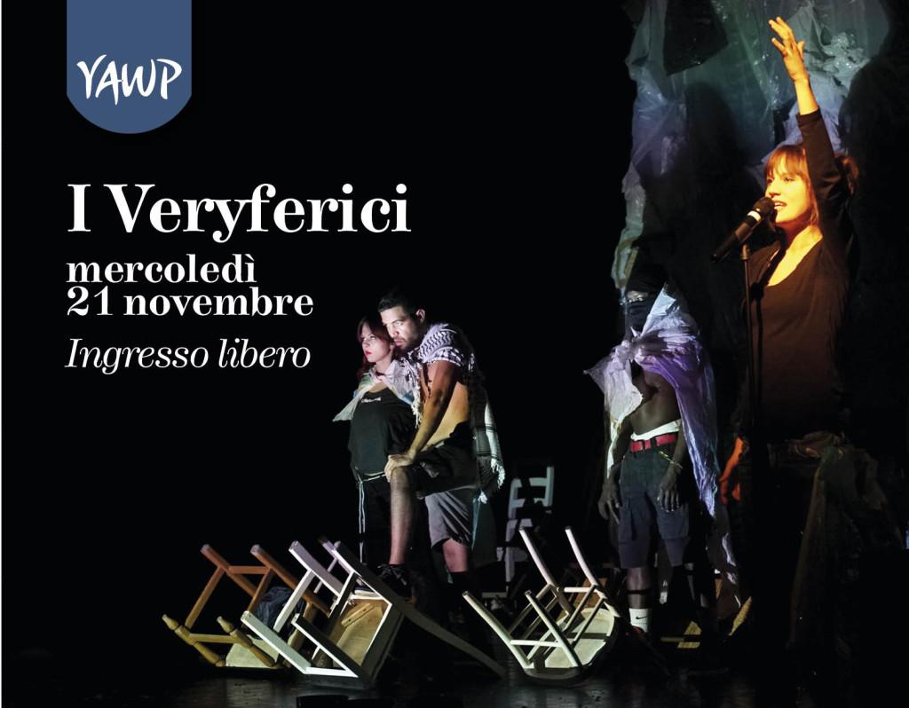 Yawp Veryferici